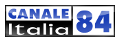 logo canale italia 84
