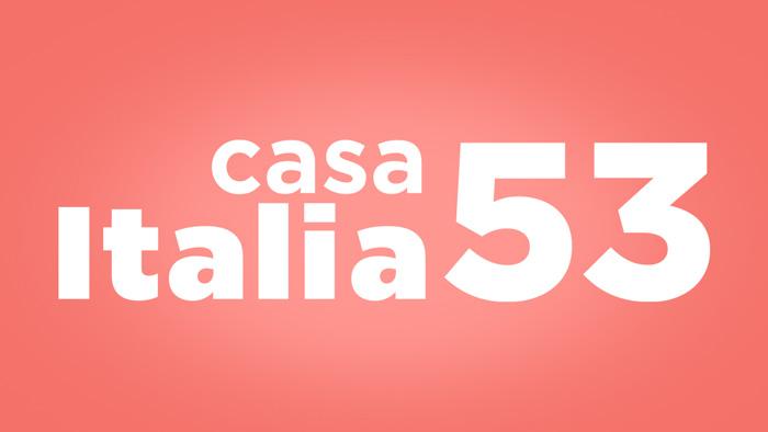 diretta live streaming casa italia 53