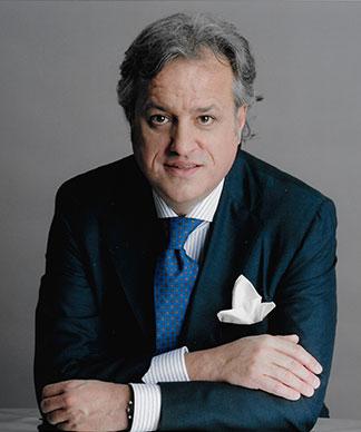 Lucio Garbo - editore e presidente Canale Italia