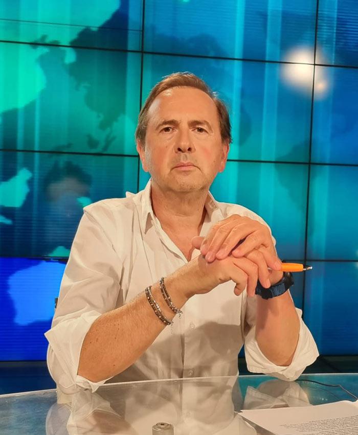 Gianluca Versace, Canale Italia, Giornalista e conduttore diNotizie Oggi