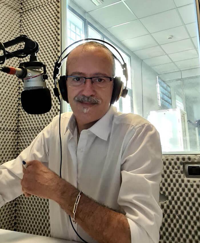 Massimo Martire, Radio Canale Italia, Notizie Oggi